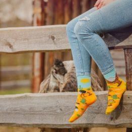 SPOX SOX straußen Socken
