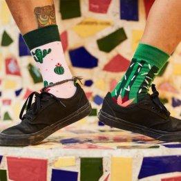 """""""Summer Cactus"""" Kaktus Socken von Many Mornings"""