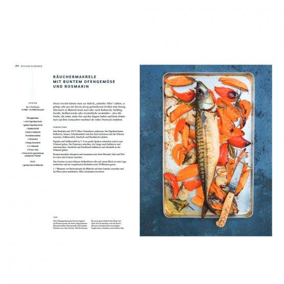 Das Fischräucherbuch von Michael Wickert - das ultimative Standardwerk rund um das Räuchern von Fischen inklusive Rezepten. vom Ulmer Verlag