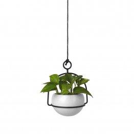Blumentopf NESTA zum hängen oder stellen von Umbra