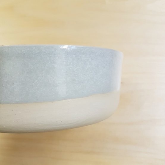 dim Berlin Bowl grau weiß